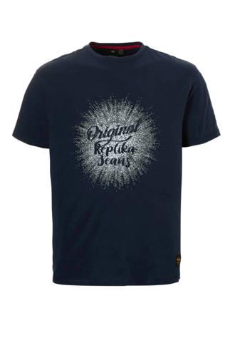 +size t-shirt