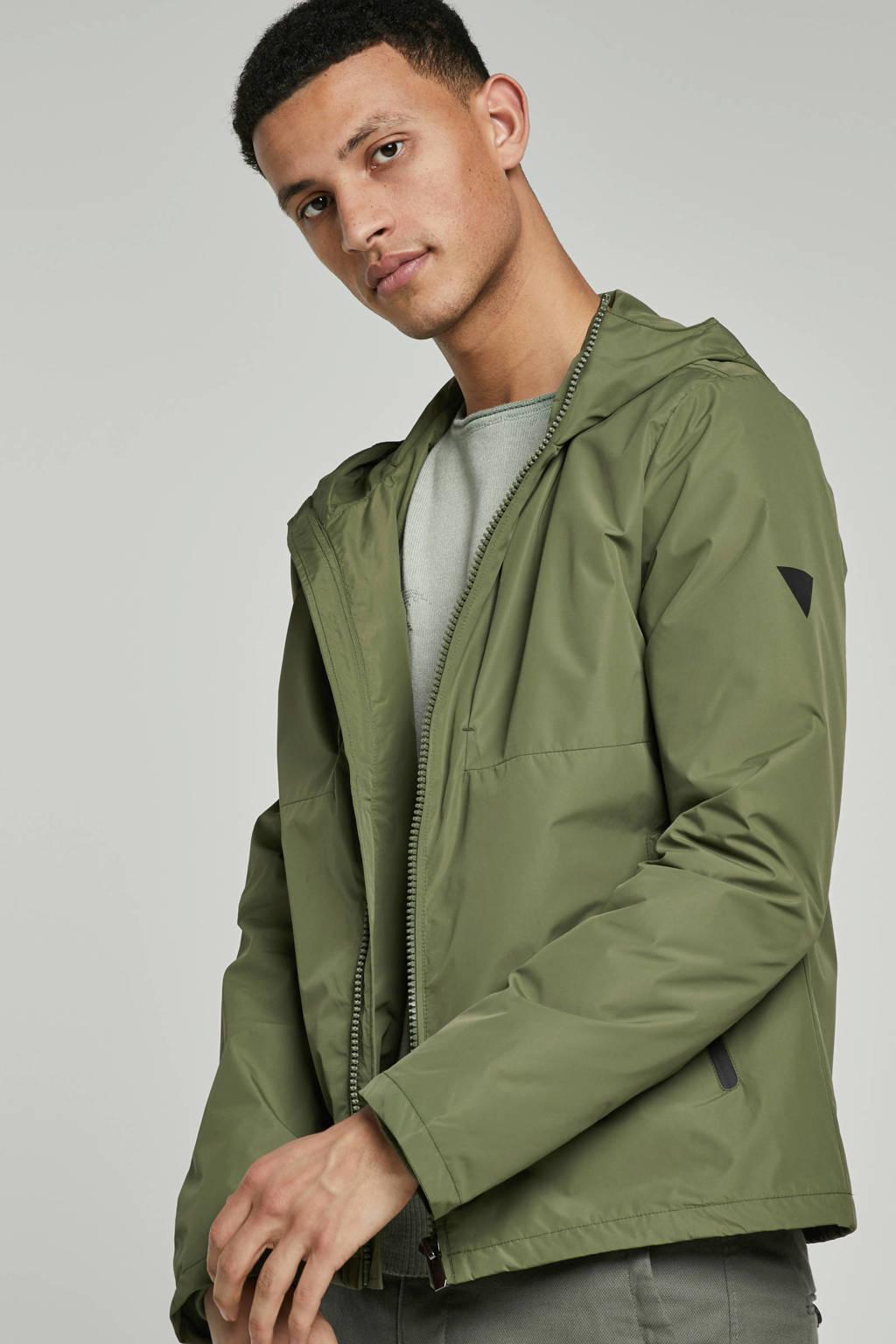 Purewhite jas, Groen