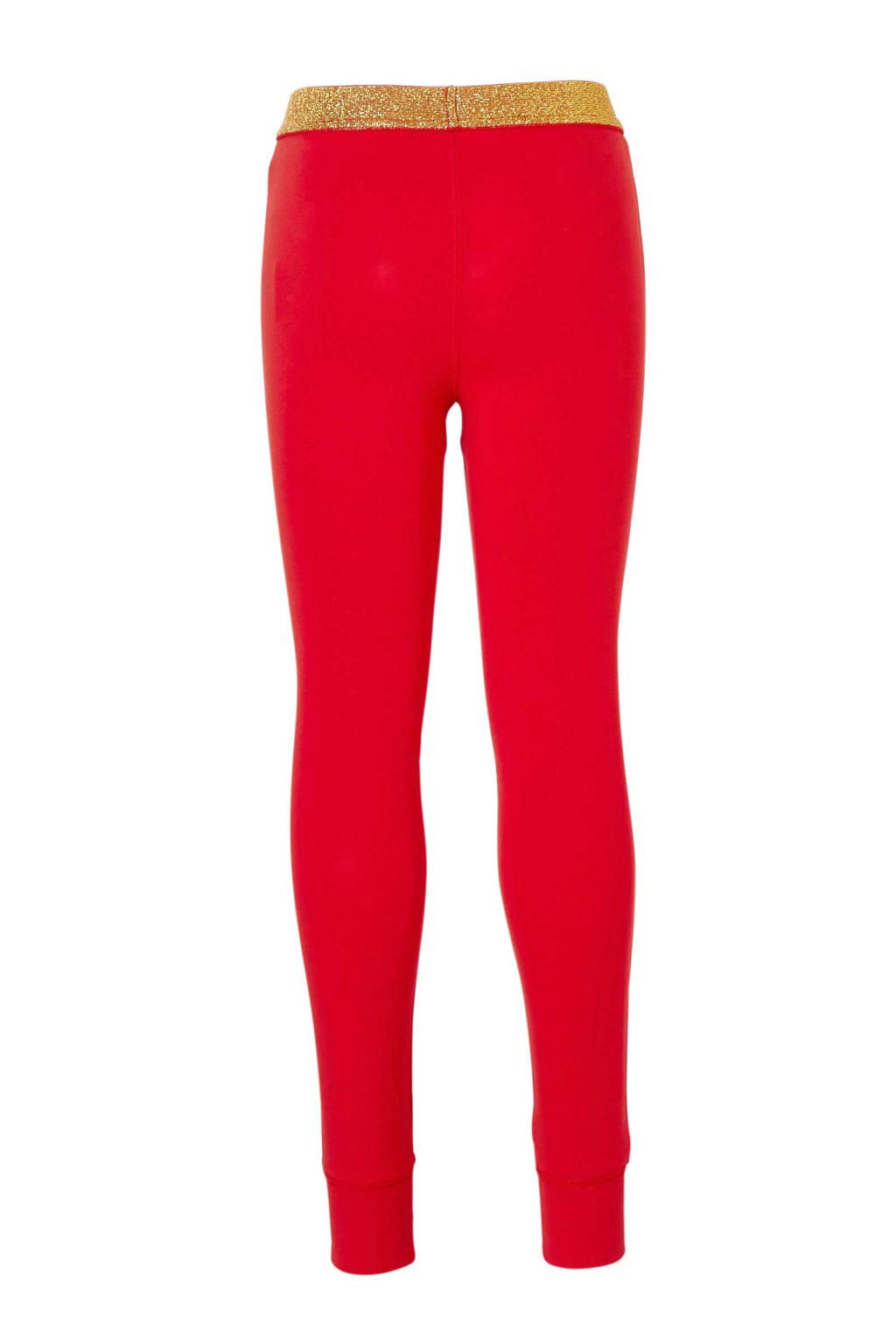 Z8 legging Britney rood, Rood