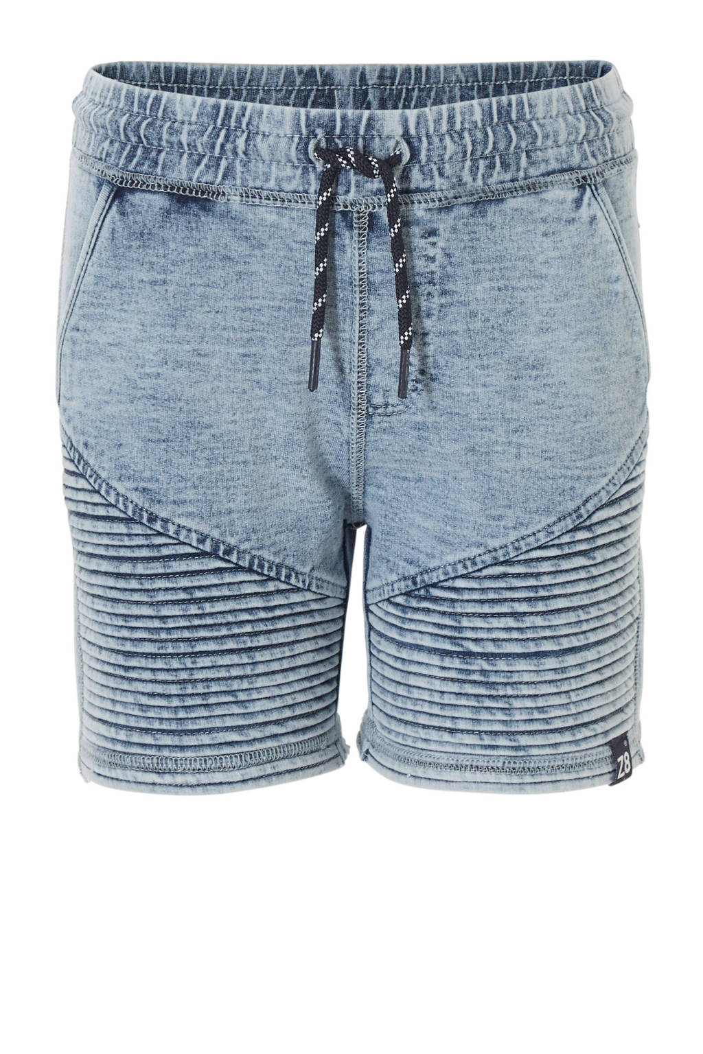 Z8 sweatshort Pax light denim, Light denim