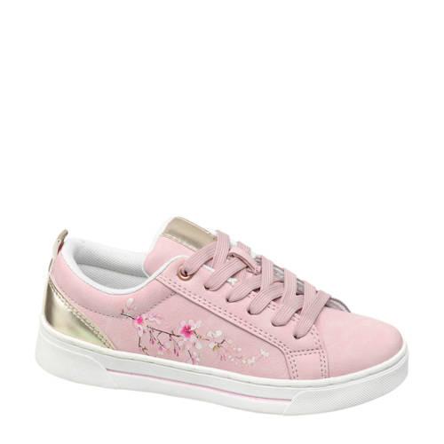 vanHaren Graceland sneakers roze-goud
