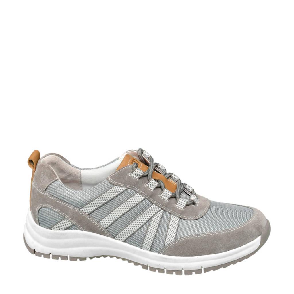 vanHaren Medicus sneakers grijs, Grijs