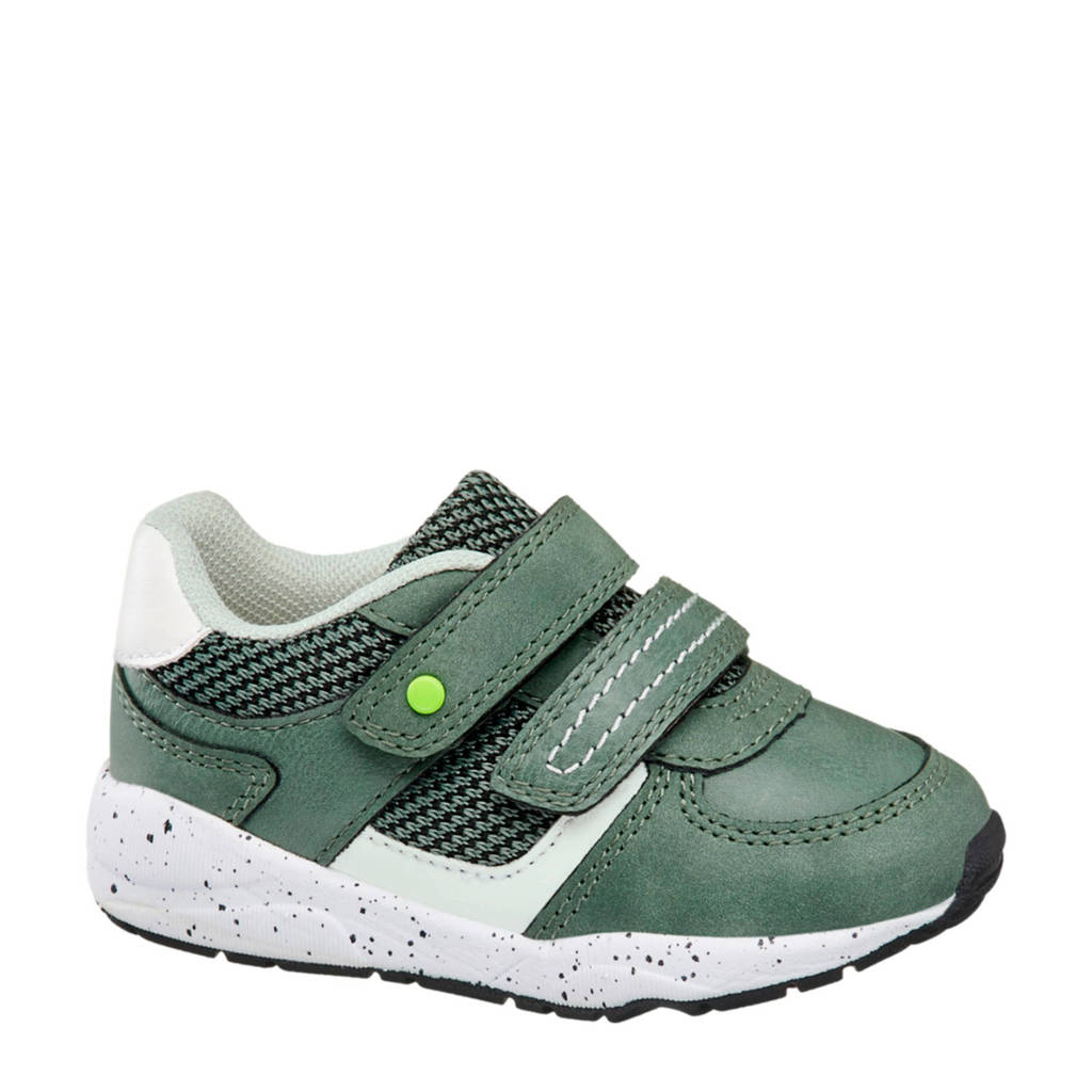 vanHaren Bobbi-Shoes  sneakers groen, Groen