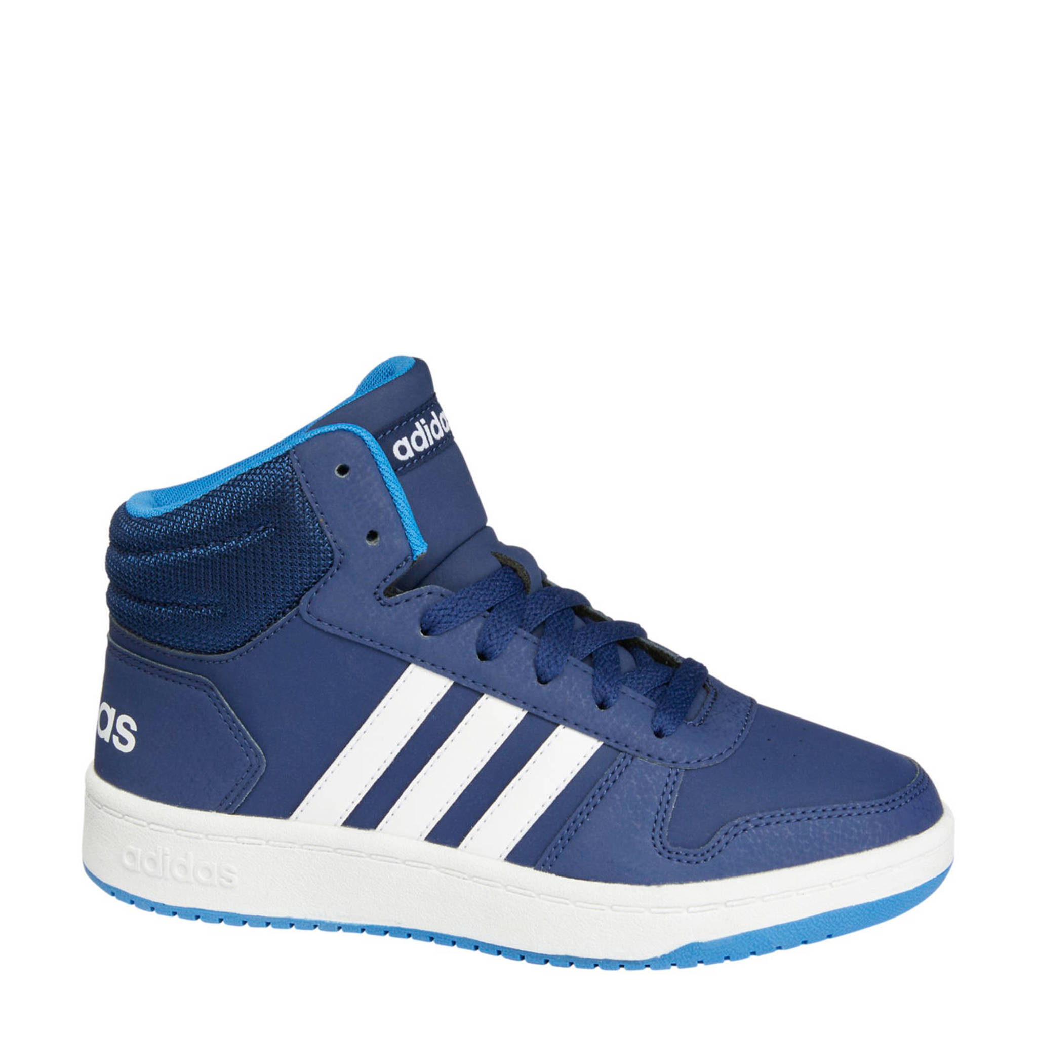 8804c81094c188 adidas Hoops Mid 2.0 sneakers blauw | wehkamp