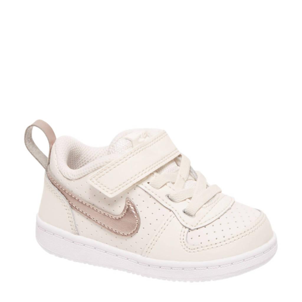 Nike  Court Borough sneakers, Beige