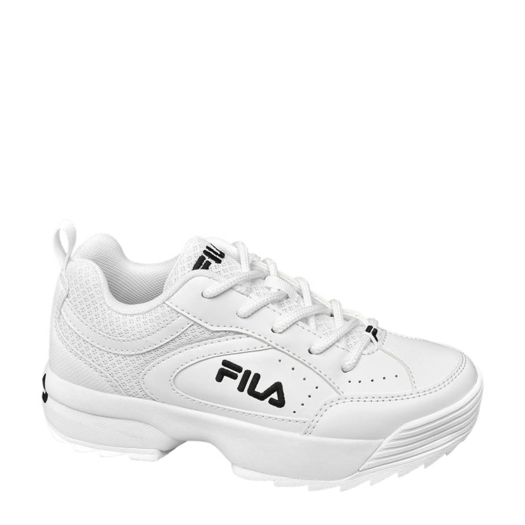 Fila   Chunky sneakers, Wit