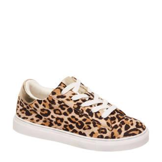 buy popular a8b6b 6f3e9 vanHaren Graceland sneakers met panterprint