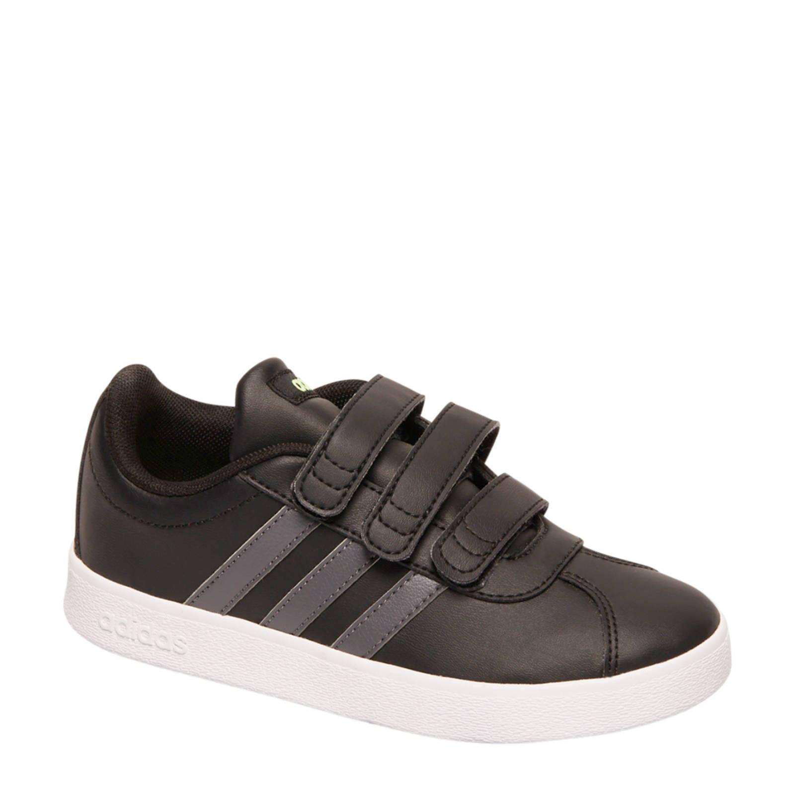 VL Court 2.0 sneakers zwart