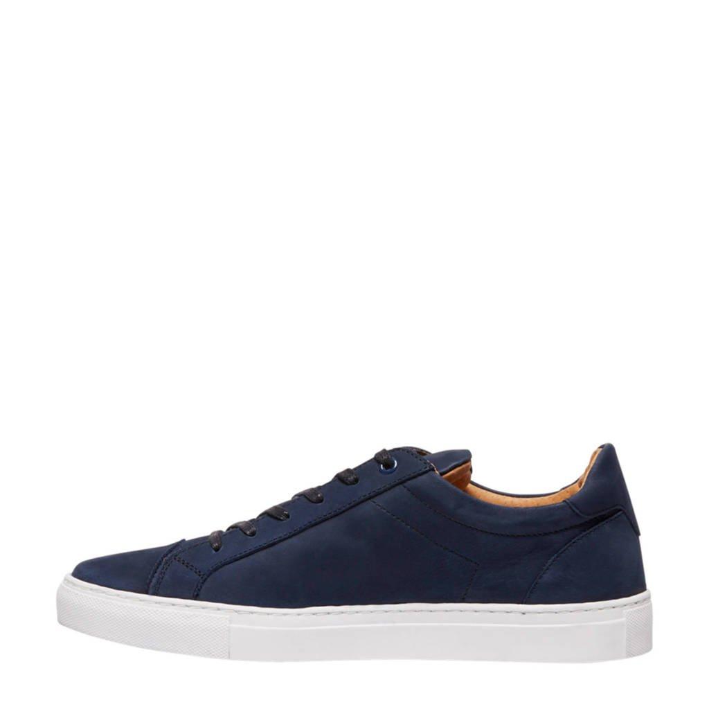 Shoe Donkerblauw Am Vanharen Nubuck Sneakers RdnwqY