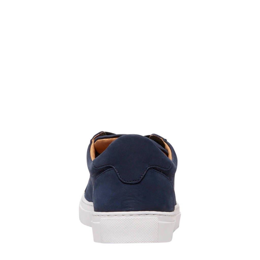 Vanharen Sneakers Shoe Am Nubuck Donkerblauw 5U4xSwqp