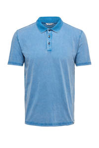 ONLY & SONS polo, Blauw