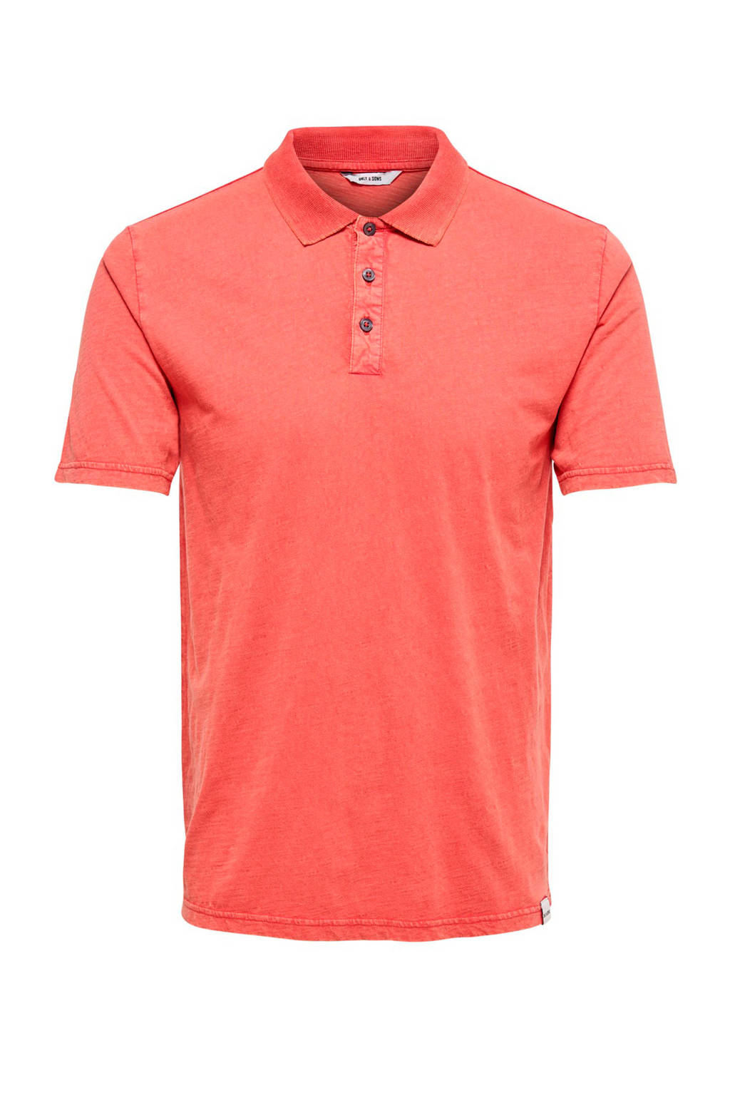 Only & Sons polo, Roze