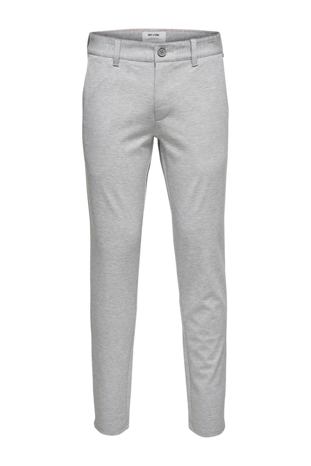Only & Sons chino, Grijs