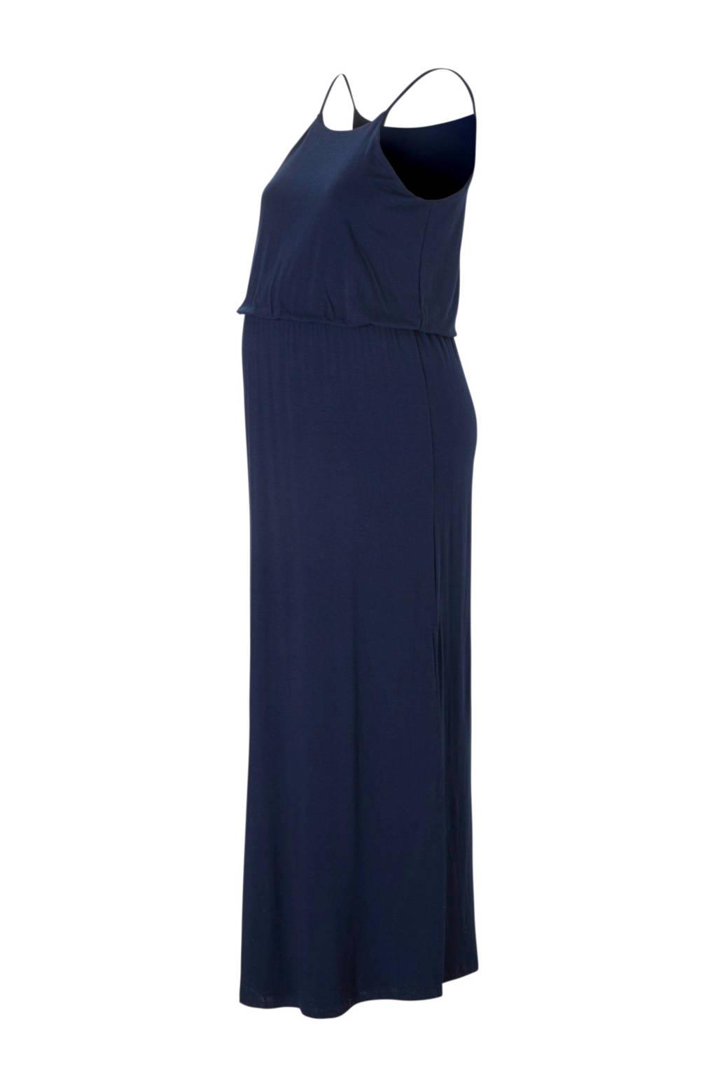 GeBe Maternity zwangerschapsjurk Ema blauw, Donkerblauw
