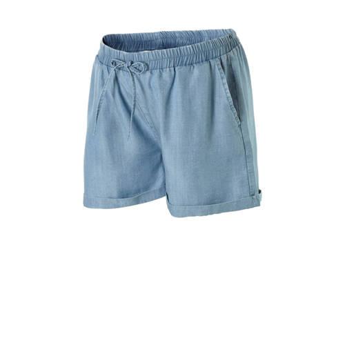 GeBe Maternity loose fit zwangerschaps jeans short Jimena kopen