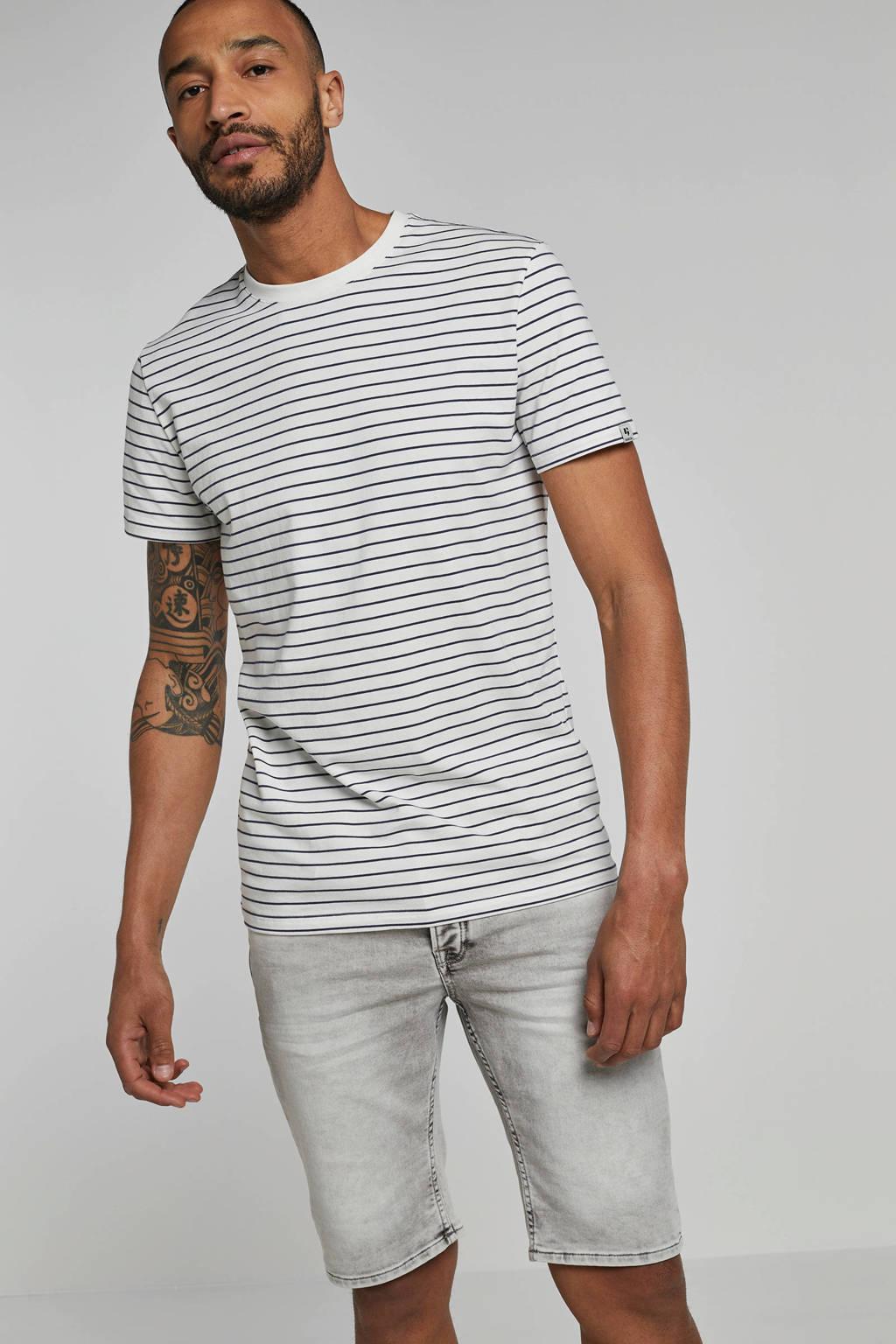 Garcia T-shirt, Lichtblauw