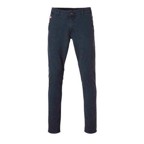 Garcia slim fit chino marine