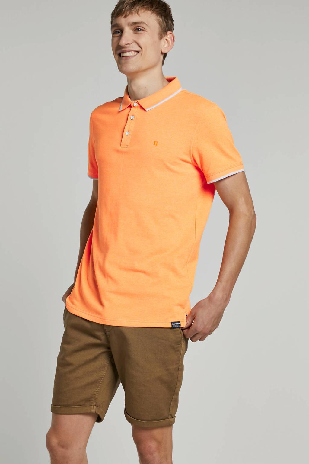 Garcia polo, Oranje