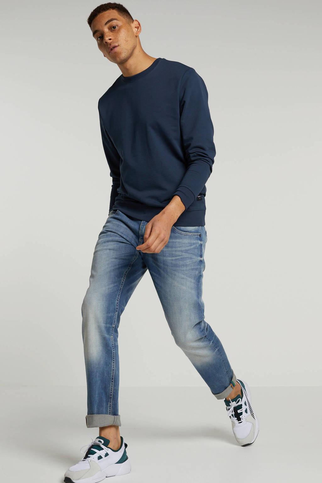 Garcia tapered fit jeans, Blue denim
