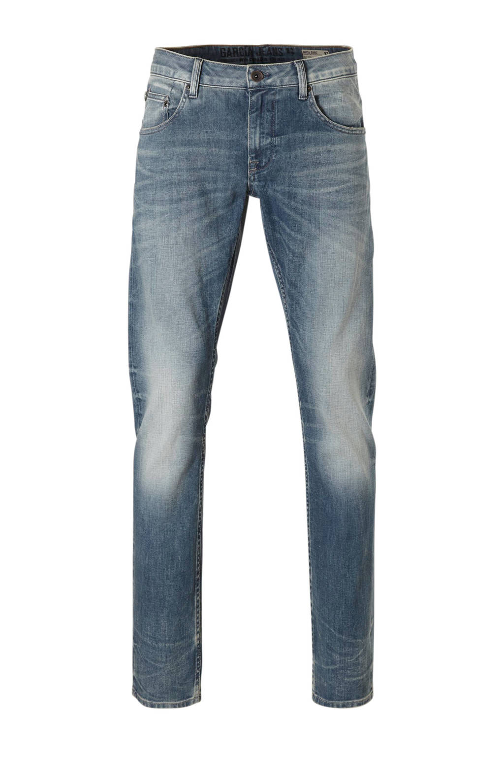 Garcia jeans tapered, Blue denim