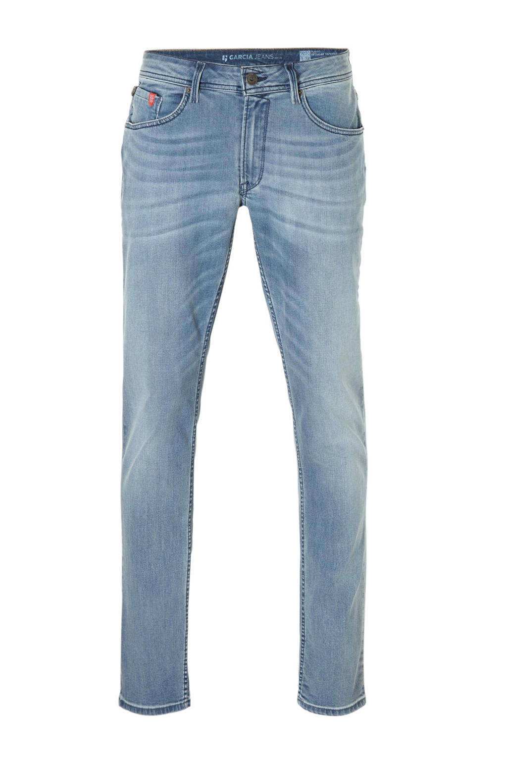 Garcia  tapered jeans tapered, Blue denim
