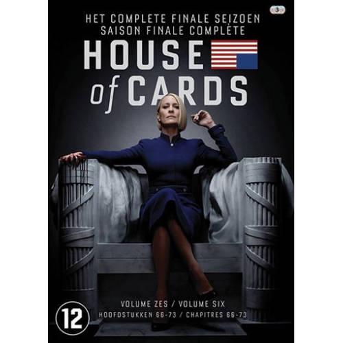 House of cards - Seizoen 6 (DVD) kopen