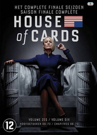 House of cards - Seizoen 6 (DVD)