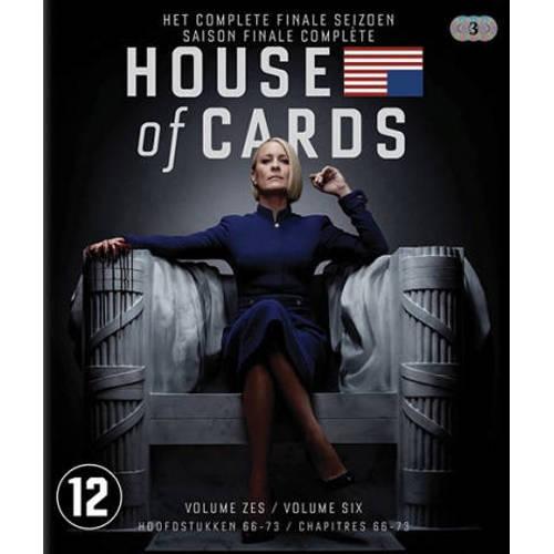 House of cards - Seizoen 6 (Blu-ray) kopen