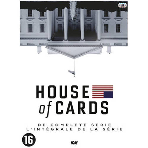 House of cards - Complete collection (DVD) kopen