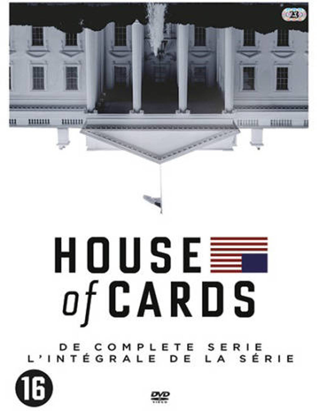 House of cards -  Complete collection (DVD)