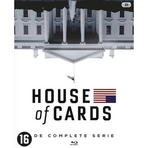 House of cards - Complete collection (Blu-ray) kopen