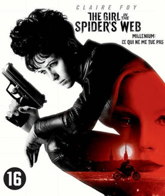 Girl in the spider's web (Blu-ray)