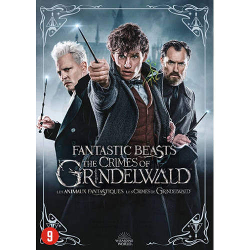 Fantastic beasts - The crimes of Grindelwald (DVD) kopen