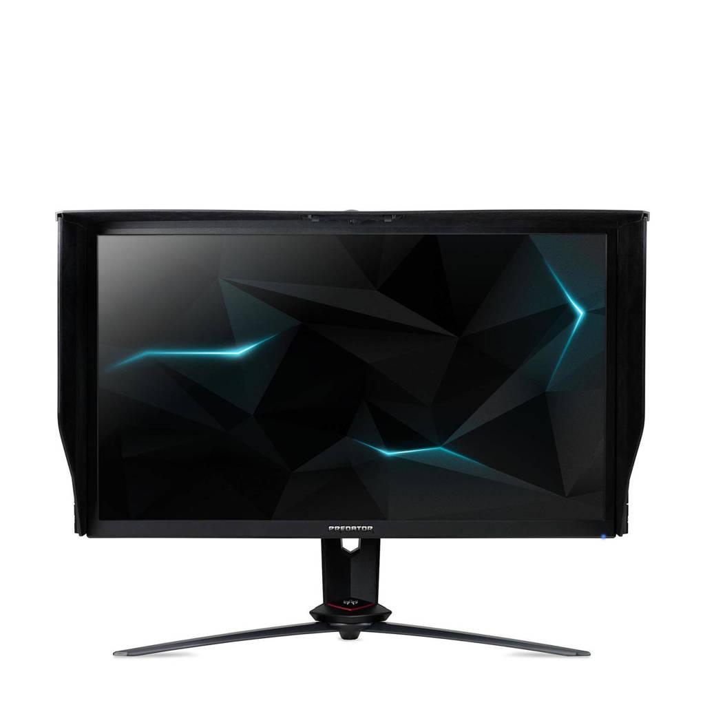 Acer PREDATOR XB273KP gaming monitor, Zwart