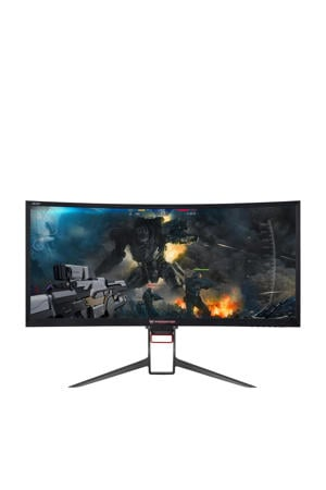 Acer curved monitor