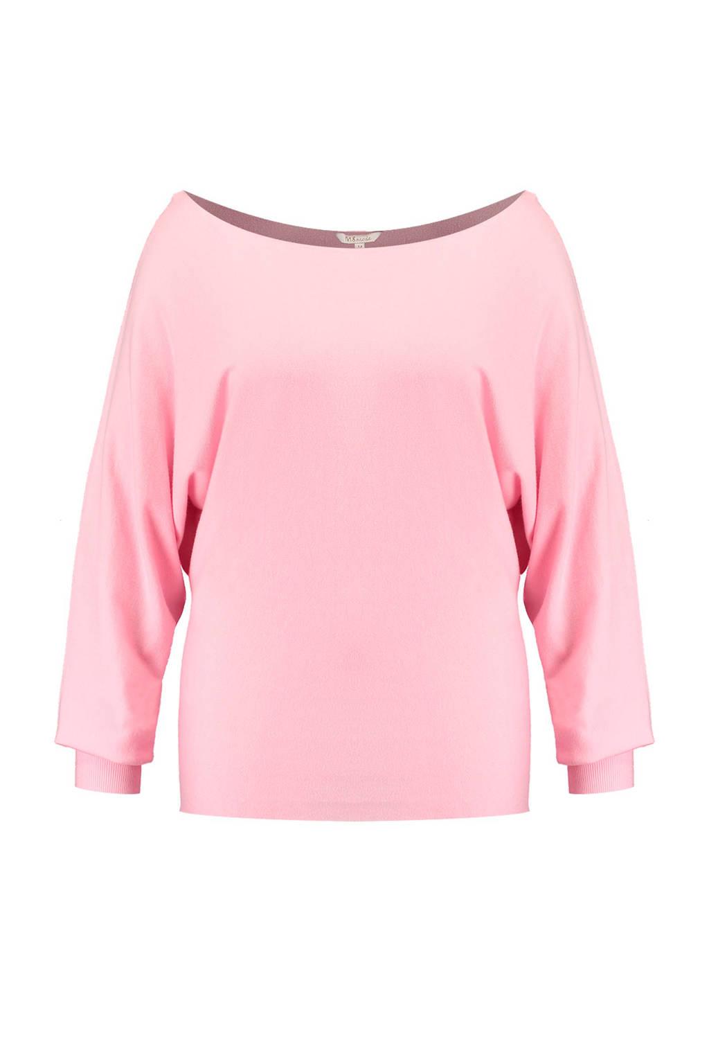 MS Mode trui roze, Roze