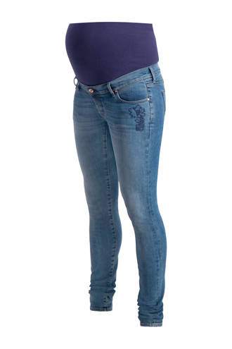 skinny fit zwangerschapsjeans Avi- lengte 32 inch