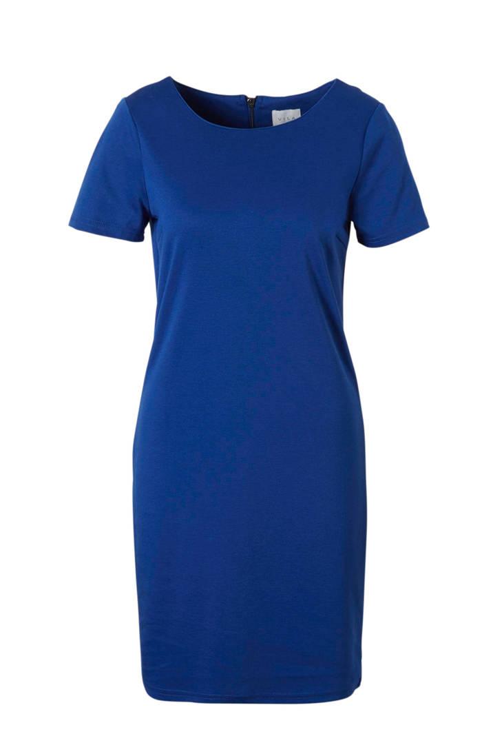 blauw blauw VILA jurk jurk jurk VILA VILA blauw 0E6qqw