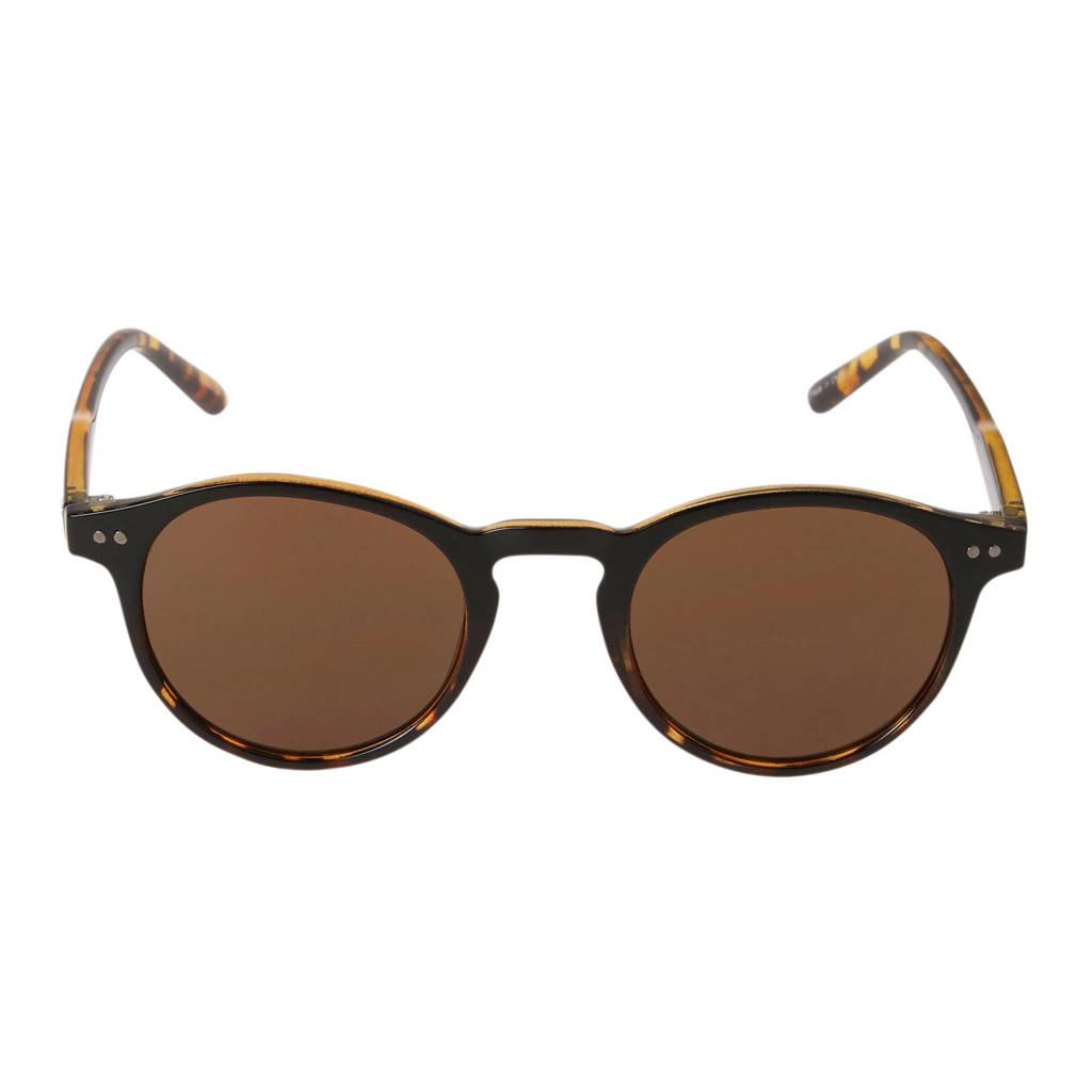 SELECTED HOMME zonnebril PCL 100 bruin, Bruin