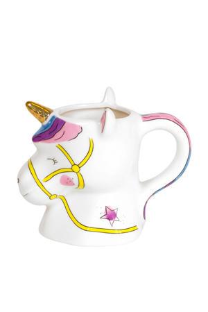 Unicorn 3D mok (Ø9 cm)