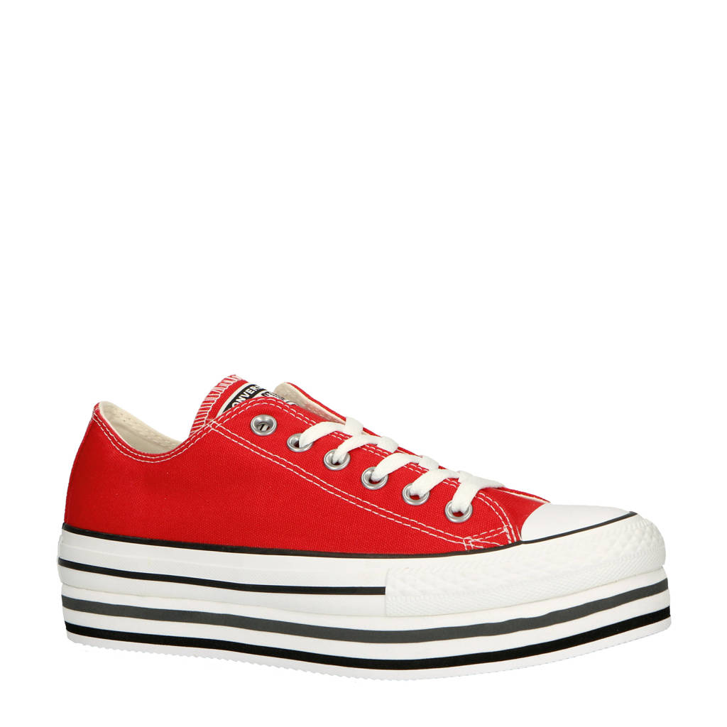 Converse  sneakers rood, Rood