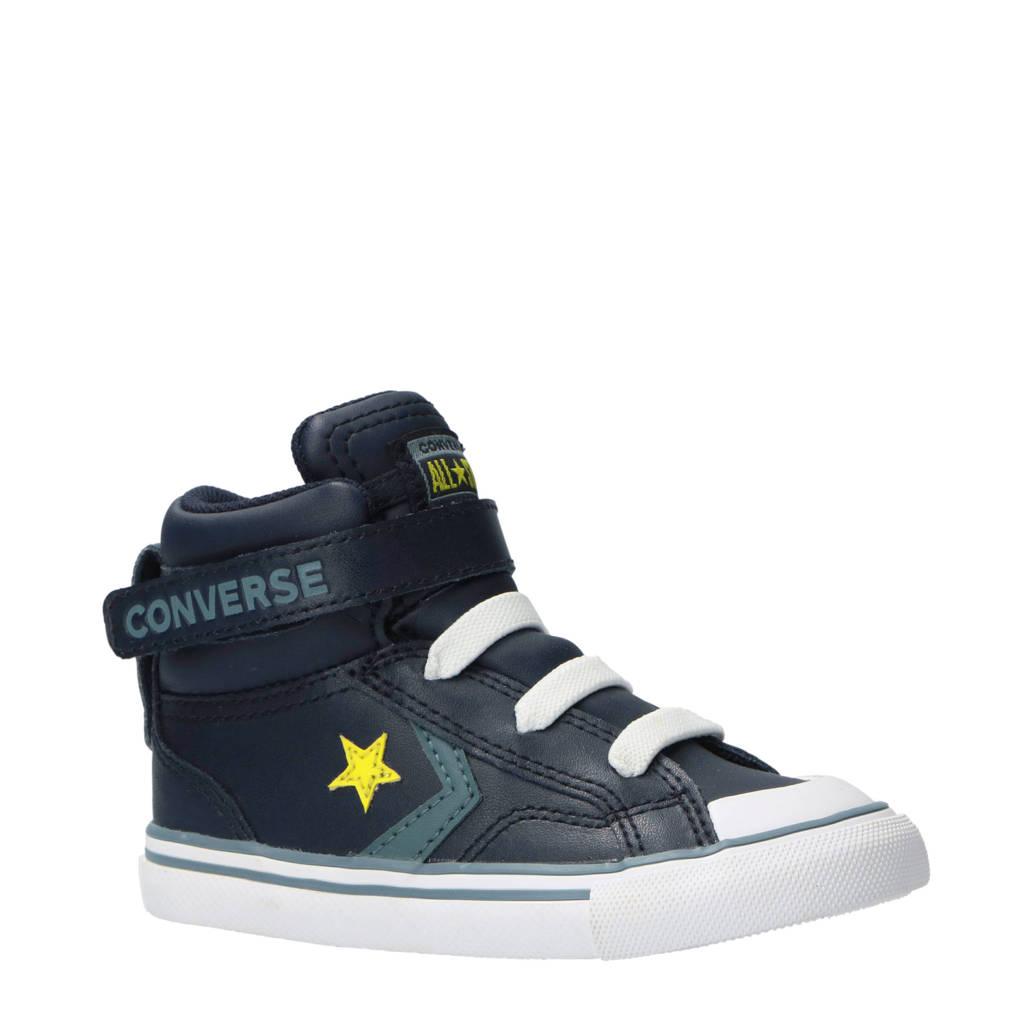 Converse  All Star Pro Blaze Strap Hi sneakers blauw/wit, Blauw/wit