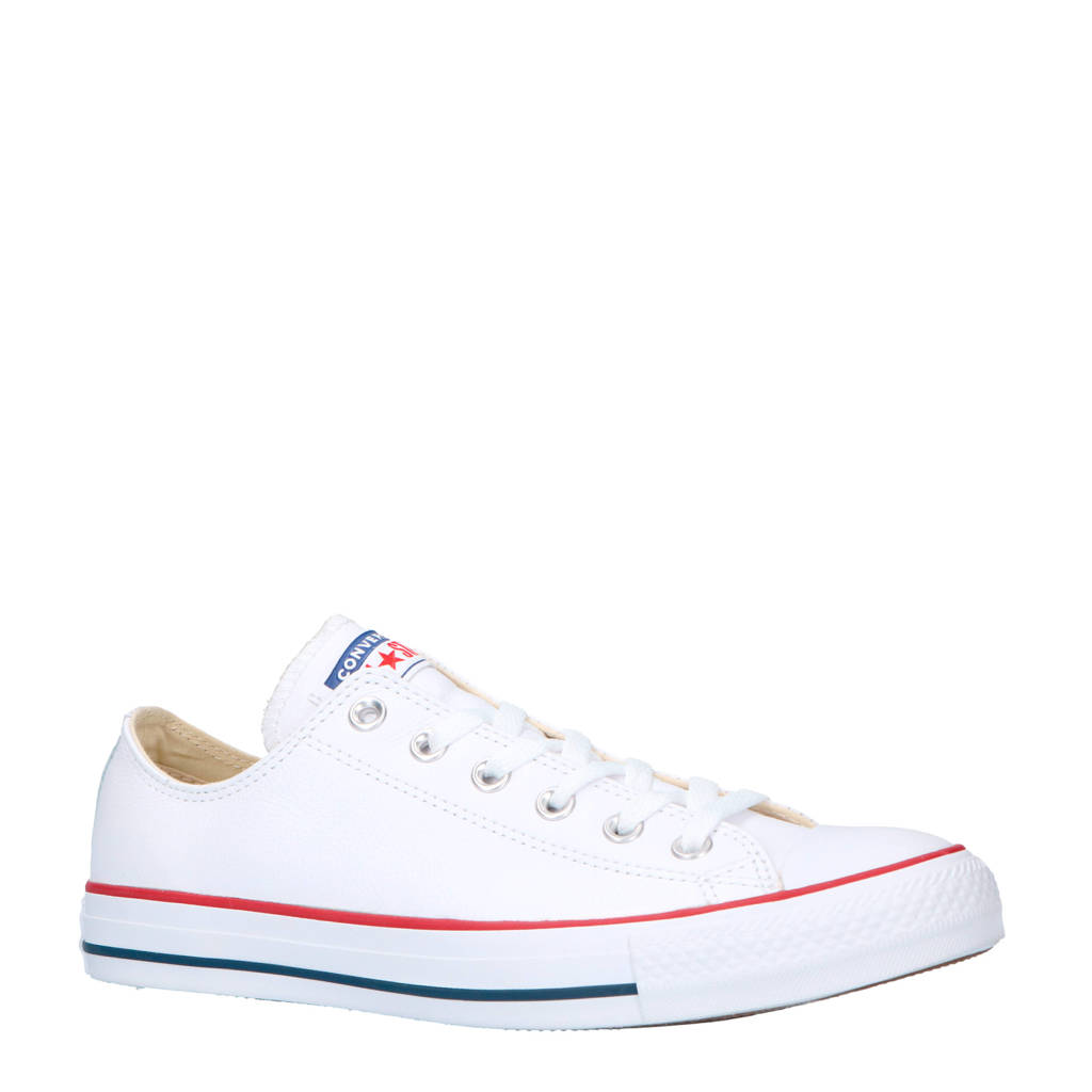 ebb6c3e38a8 Converse Chuck Taylor All Star sneakers wit | wehkamp