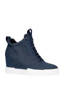 G-Star RAW Rackam Wedge Sneaker Rackam Wedge sneakers denim