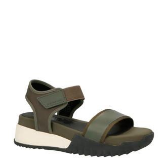 Rackam Rovic sandaal kakigroen