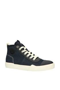 G-Star RAW Rackam Parta Denim Mid sneakers blauw