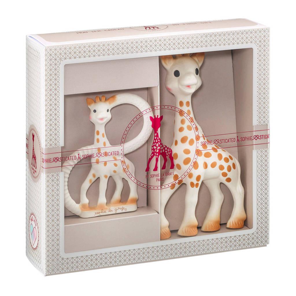 Sophie de Giraf  Sophiesticated cadeauset small set 1