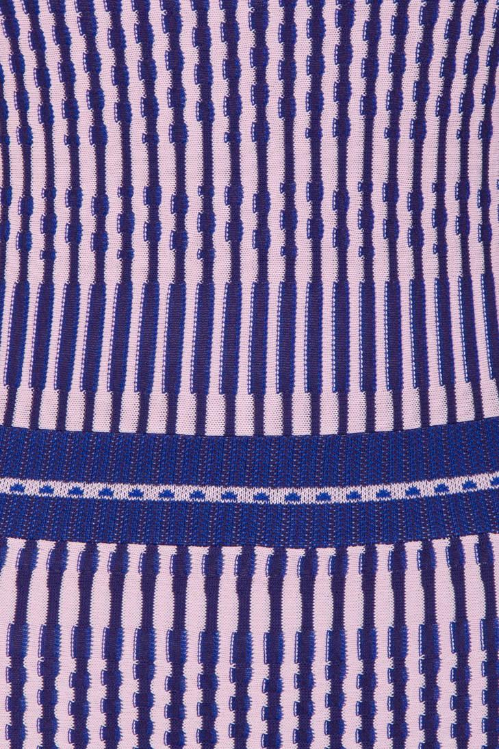 gebreide allover met print jurk Steps 7nqRZxqS