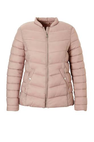 XL Clockhouse jas roze