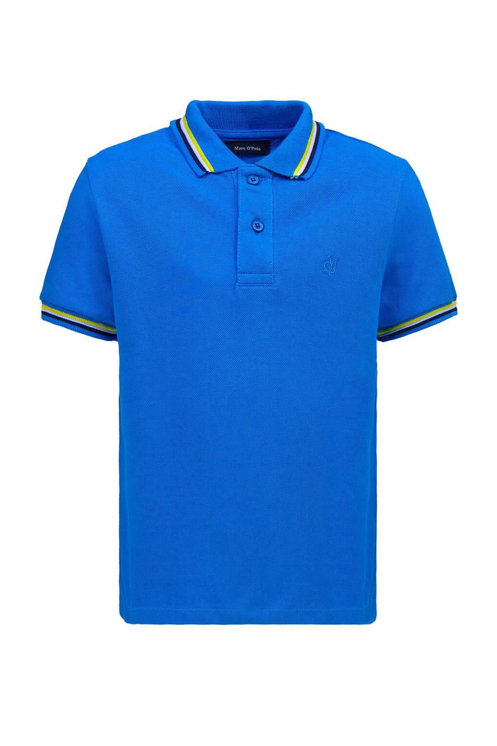 Marc O'Polo T-shirt met print geel, Geel